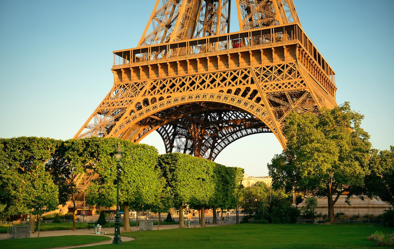 Free Summer Concerts in the Parks of Paris