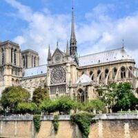 8 Amazing Churches in Paris - Cathedrale de Notre Dame