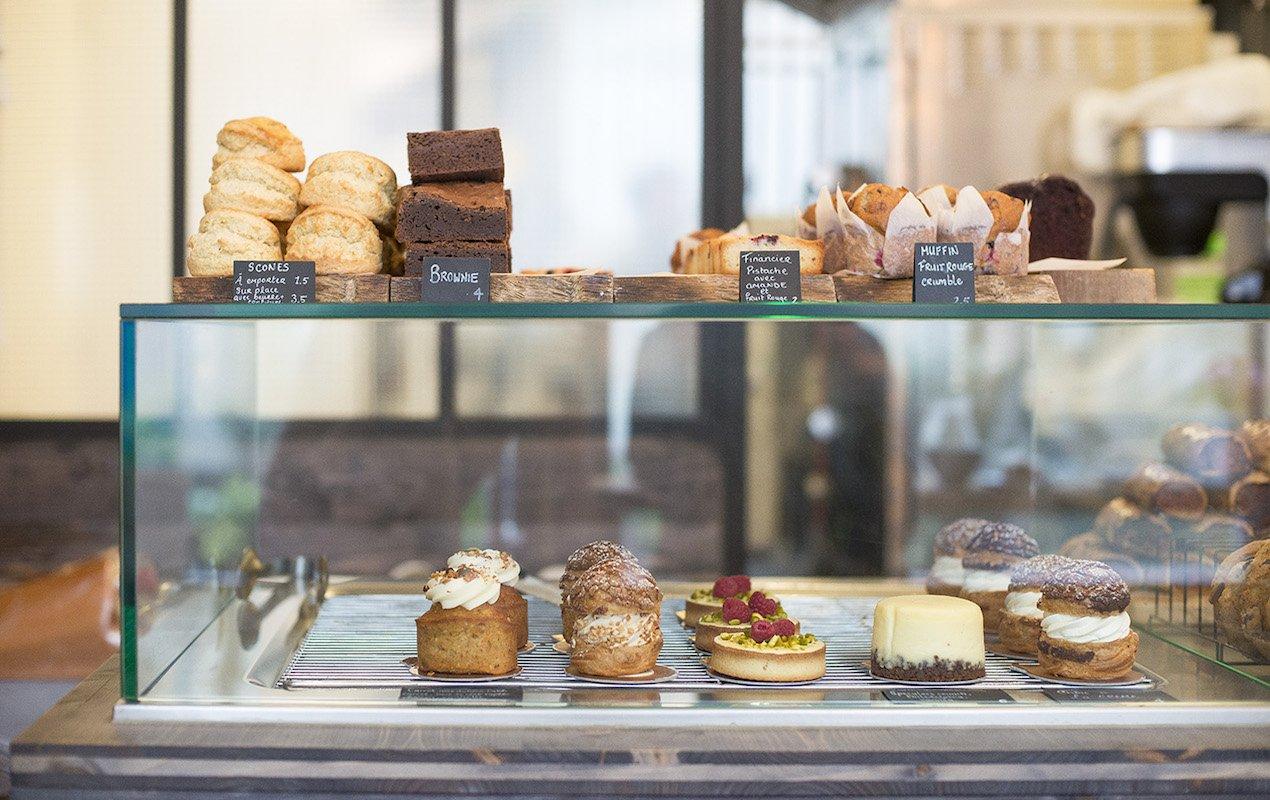 Top 5 Best Coffee Shops in Paris by Brandie Raasch for Paris Perfect - Broken Biscuits