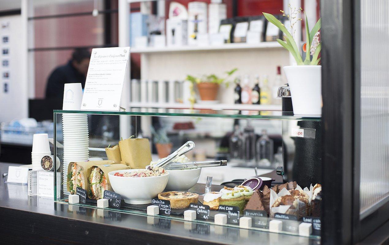 Top 5 Best Coffee Shops in Paris by Brandie Raasch for Paris Perfect - Honor