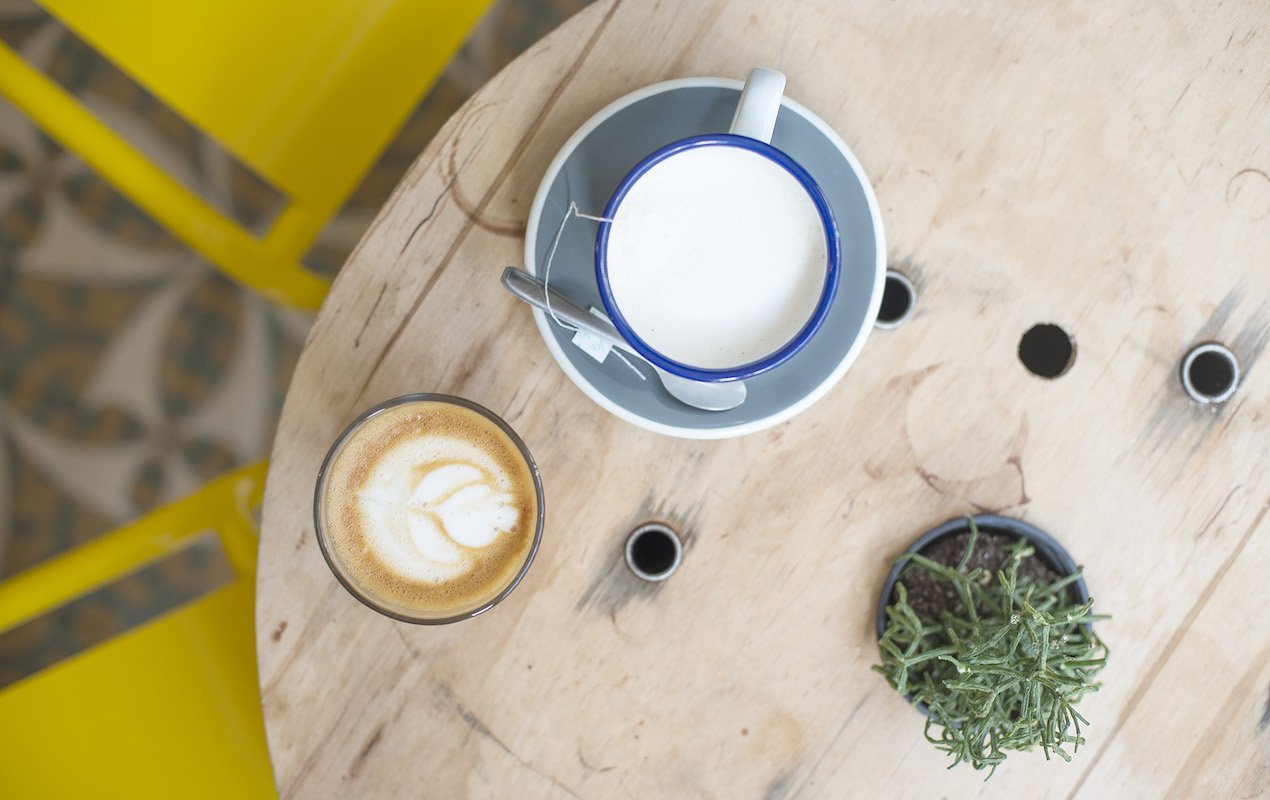 Top 5 Best Coffee Shops in Paris by Brandie Raasch for Paris Perfect - Peloton