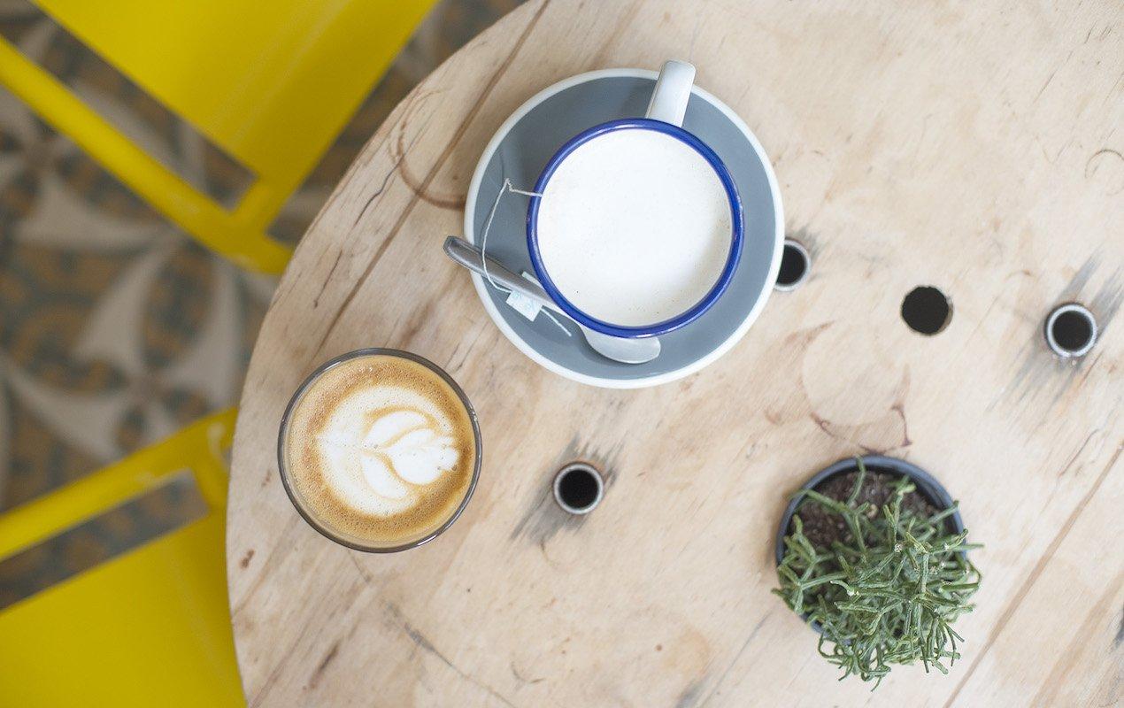 Top 5 Best Coffee Shops in Paris by Brandie Raasch for Paris Perfect - Peloton