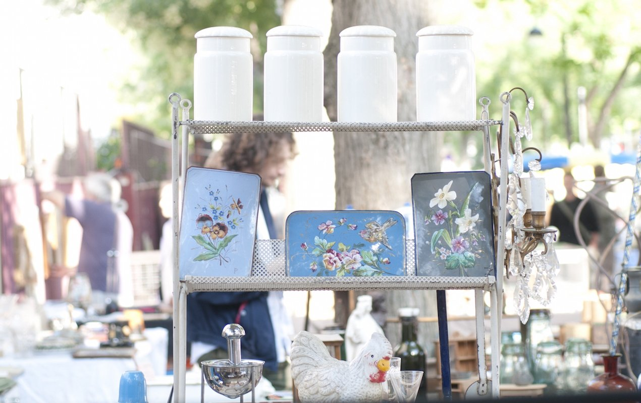 Antique & Home Decor Shopping Travel Packages in Paris