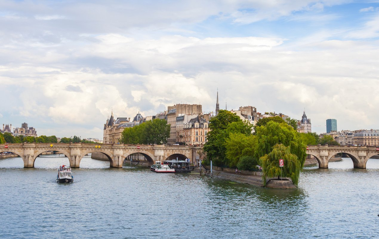 The History of the Flâneur - Pont Neuf