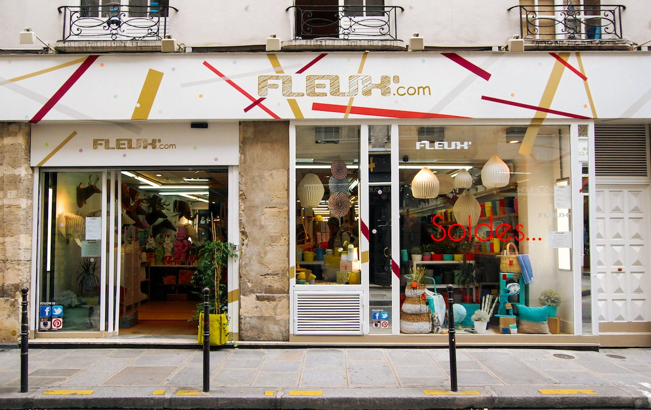Coolest Concept Shops In Paris