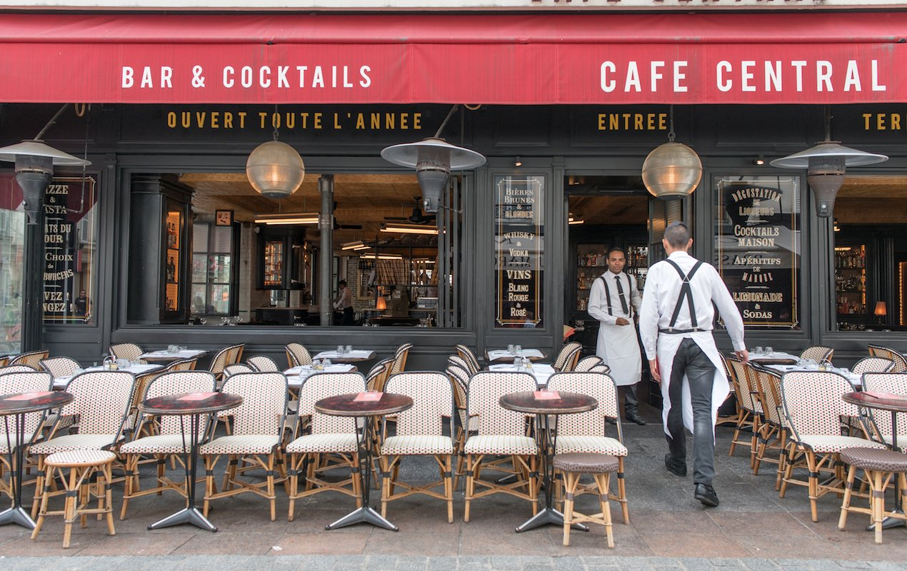 Best Cafes In Paris For People Watching