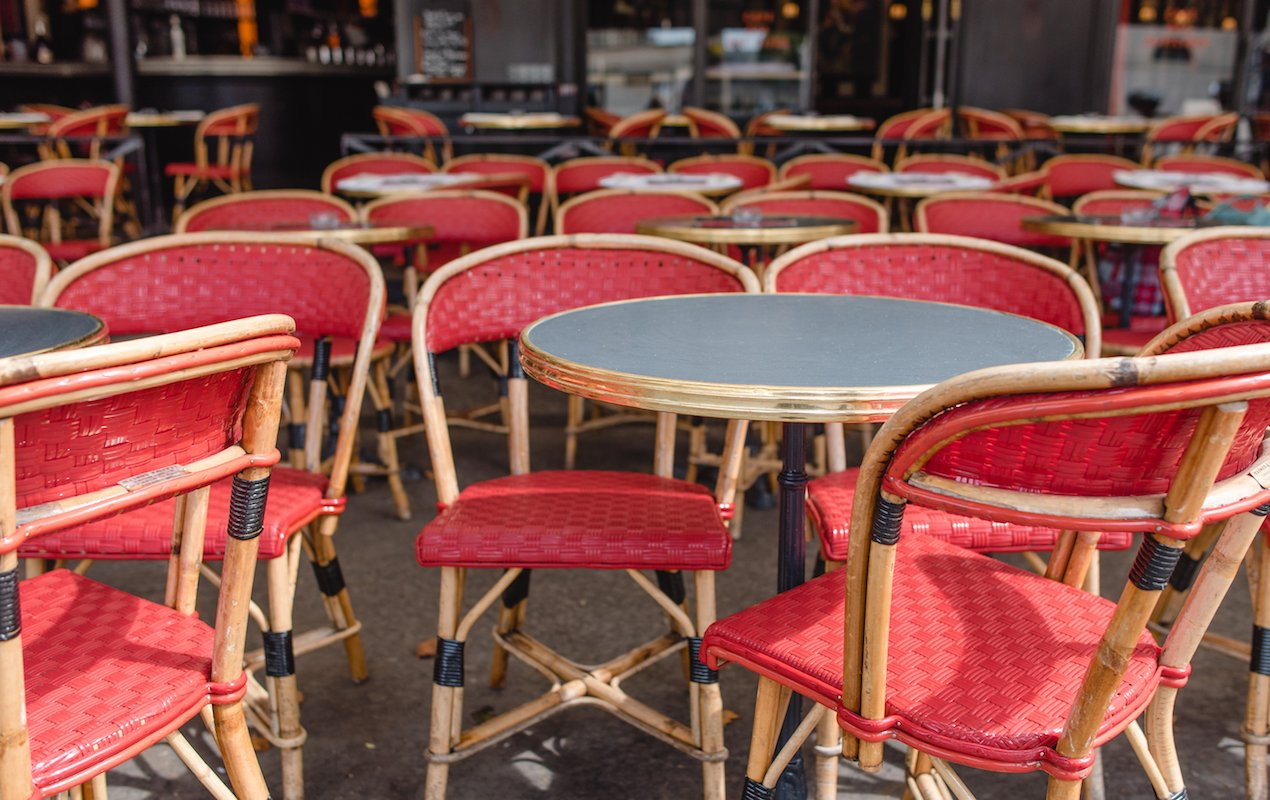 Our Favorite Cafés for Relaxing Parisian-Style!
