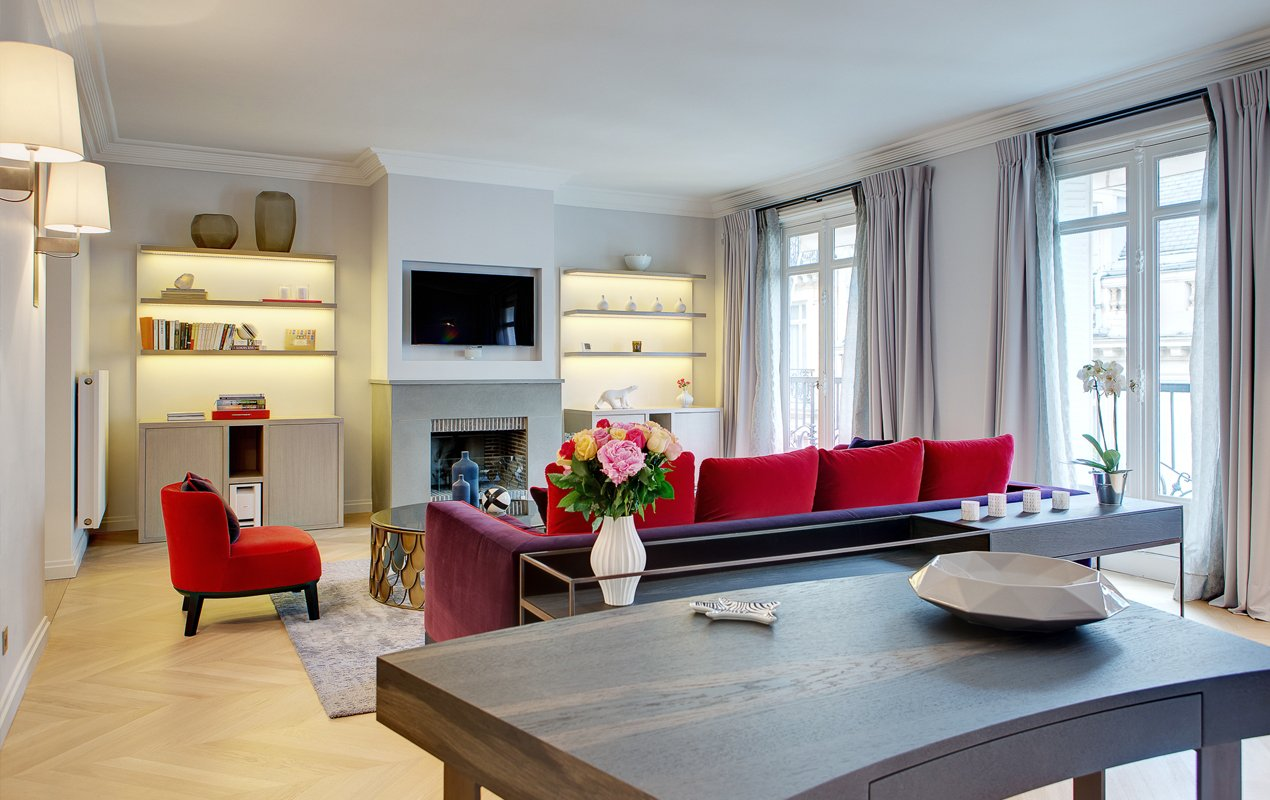 Meet the Fronton – A Sleek 3 Bedroom in the Elegant 16th Arrondissement