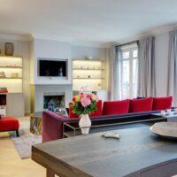 Fronton apartment rental in the 16th Arrondissement - Paris Perfect