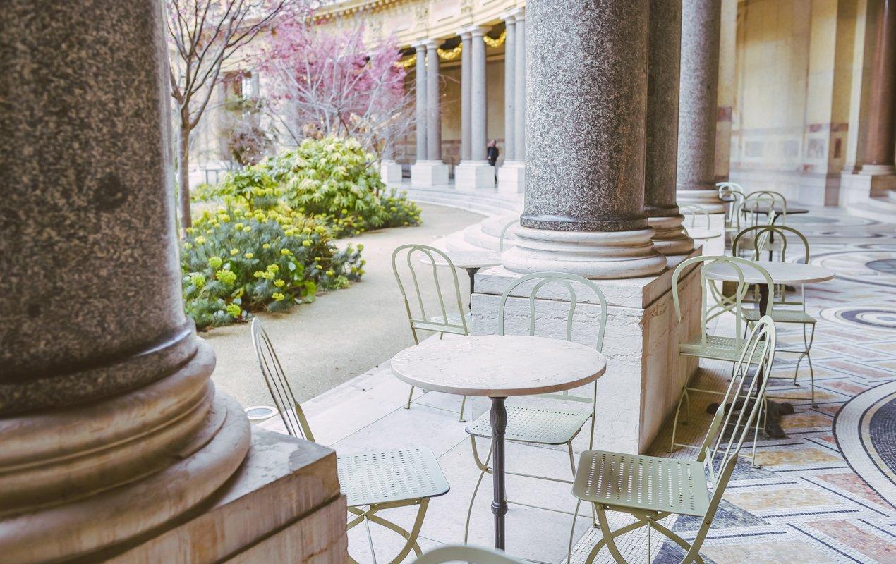Inside the Petit Palais - Paris Perfect