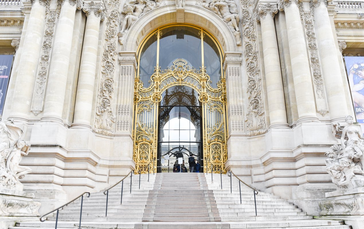 Inside the Petit Palais - Paris Perfect