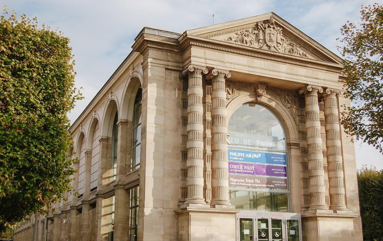 Art Exhibitions in Paris Fall 2016