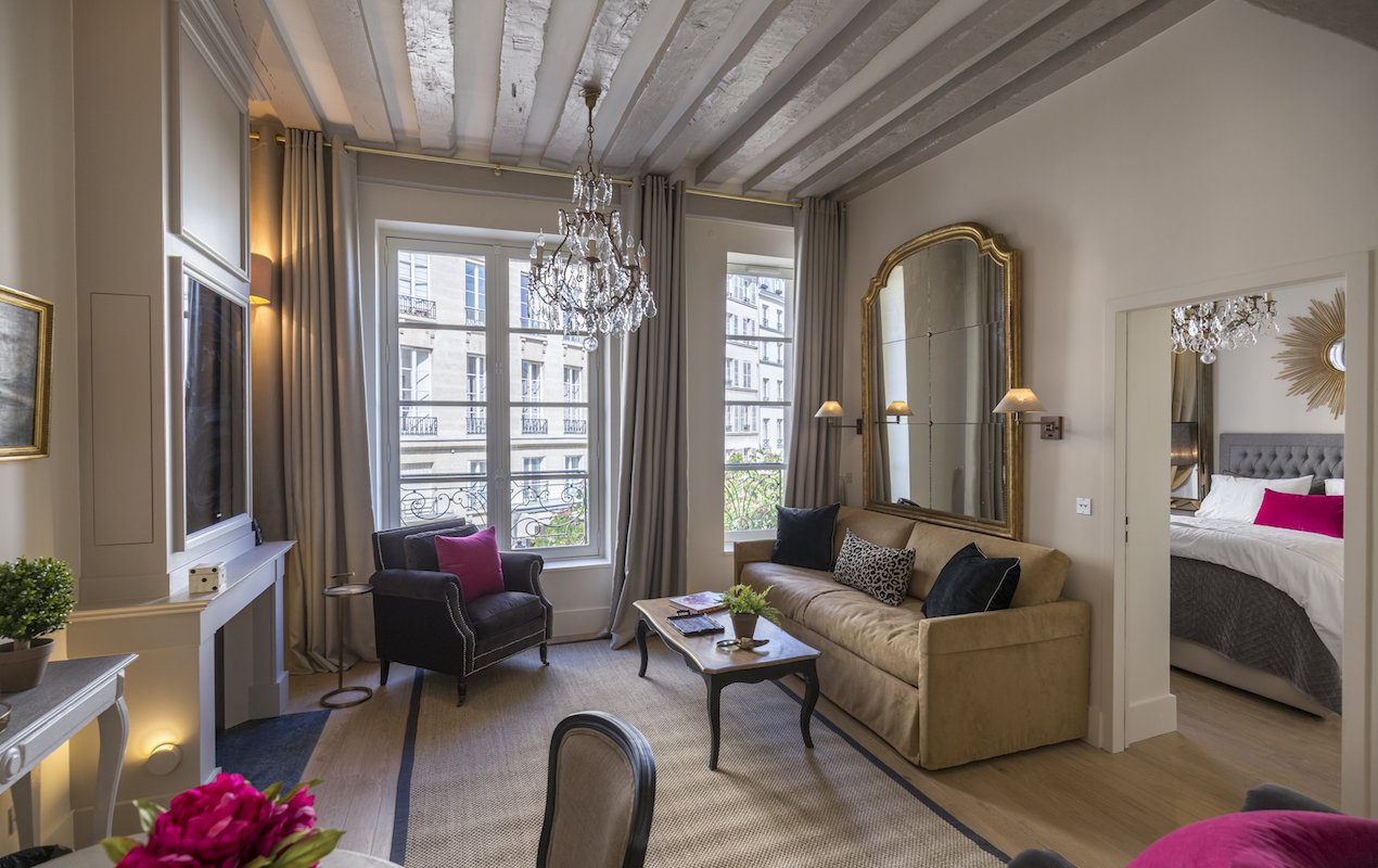 25 Place Dauphine Featured on Fathom!