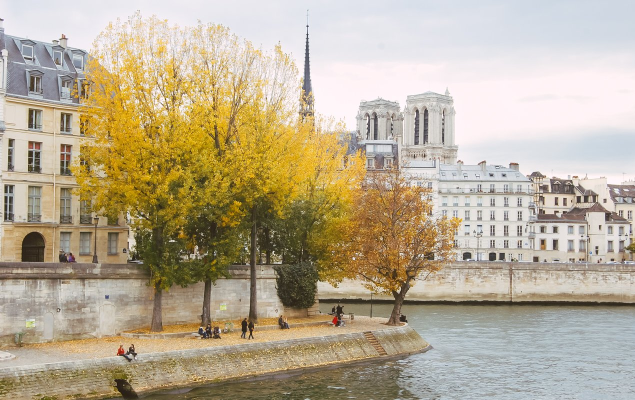 Here's Why You'll Absolutely LOVE Paris this Fall!