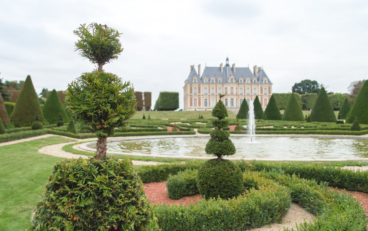 4 Truly Unique Day Trips to Take from Paris - Chateau de Sceaux