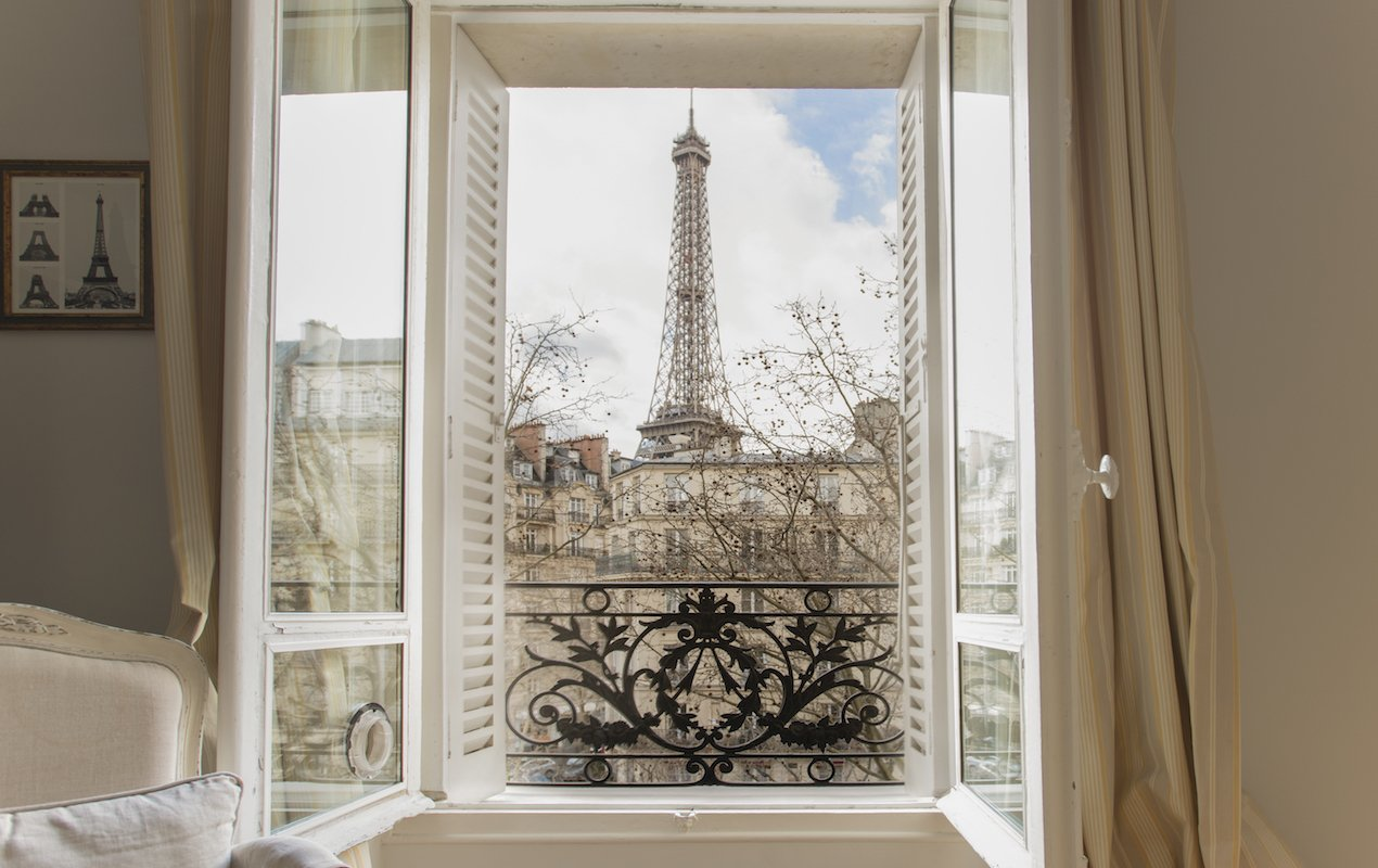 apartment rentals - - paris perfect