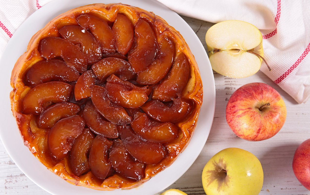 Easy Tarte Tatin – A Delicious Caramelized Apple Dessert!