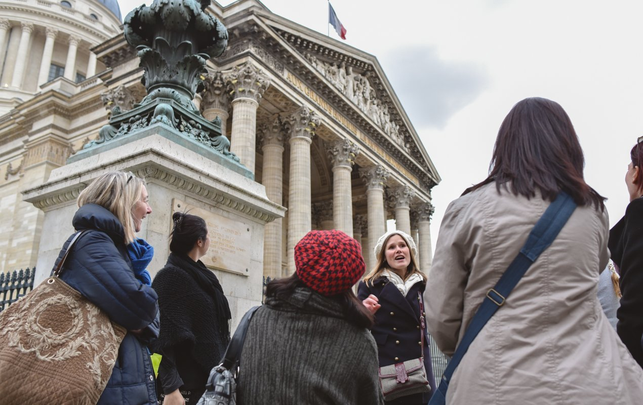 Literature Walking Tour in Paris: Follow in the Footsteps of the Greats