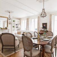 Spacious Montagny Livingroom