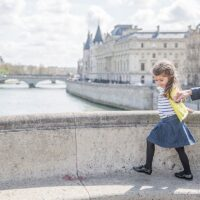 Parisian Family Holiday