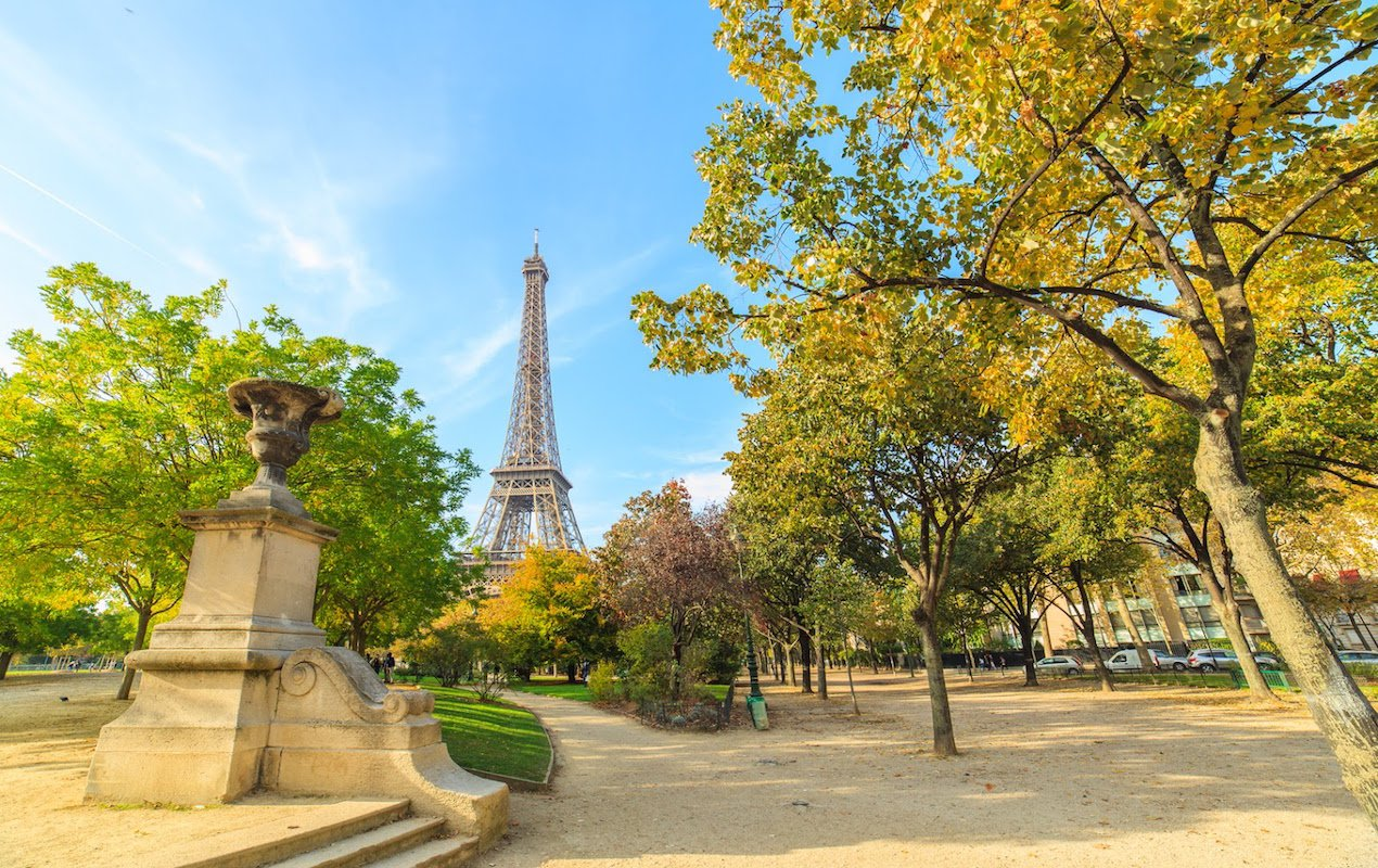 Best Places to Jog in Paris