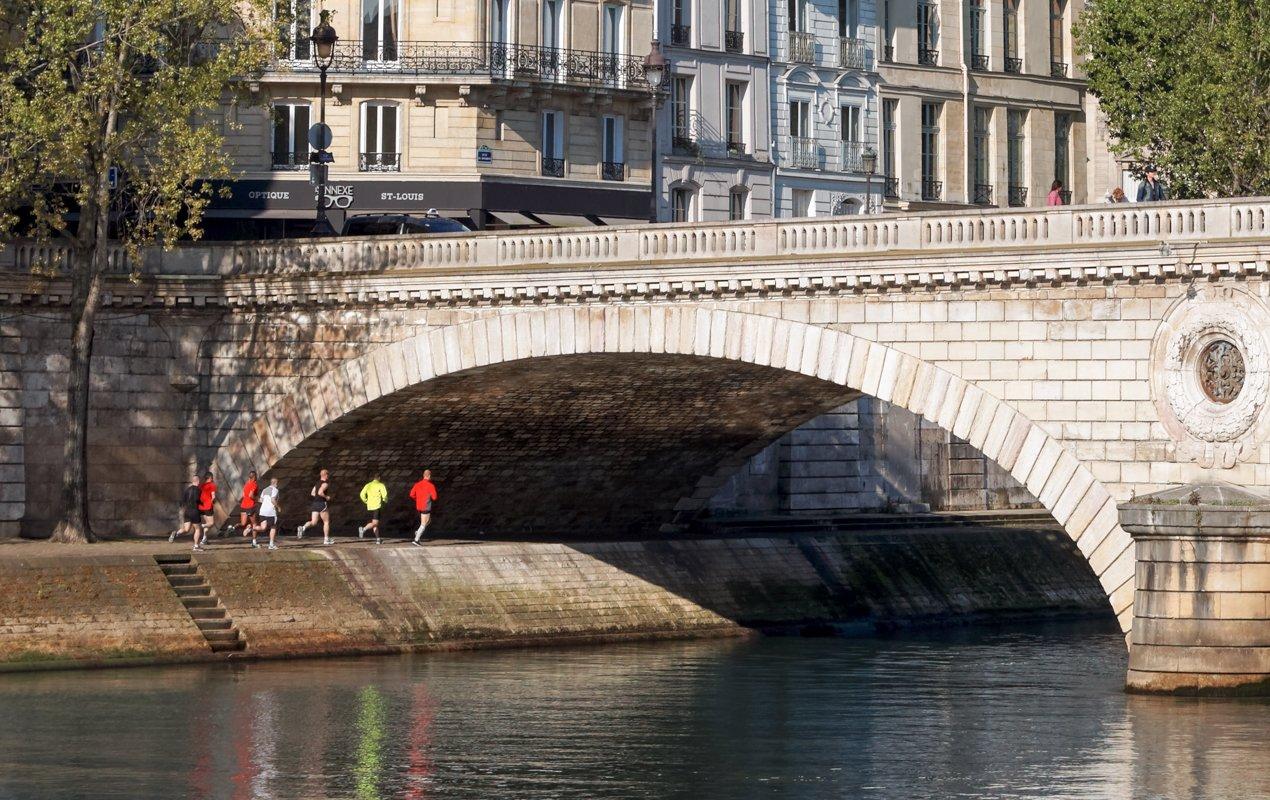 Best Places to Jog in Paris