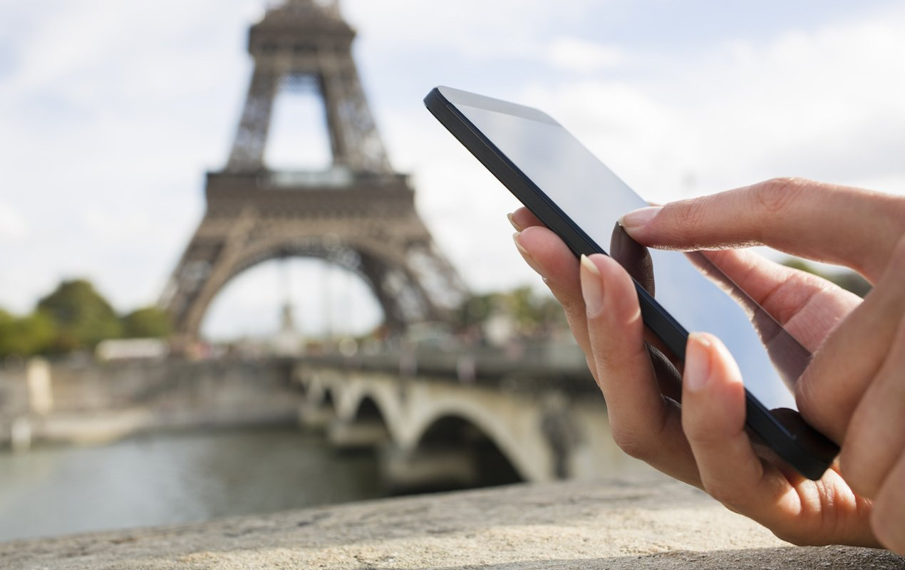 Here are the Best Apps for Paris