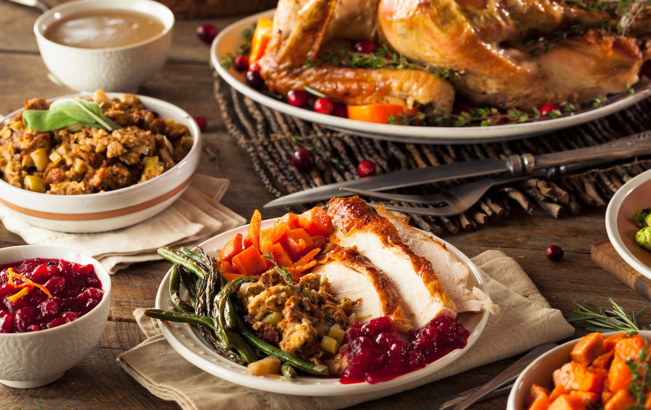 Have the Best Thanksgiving Meal of Your Life in Paris!