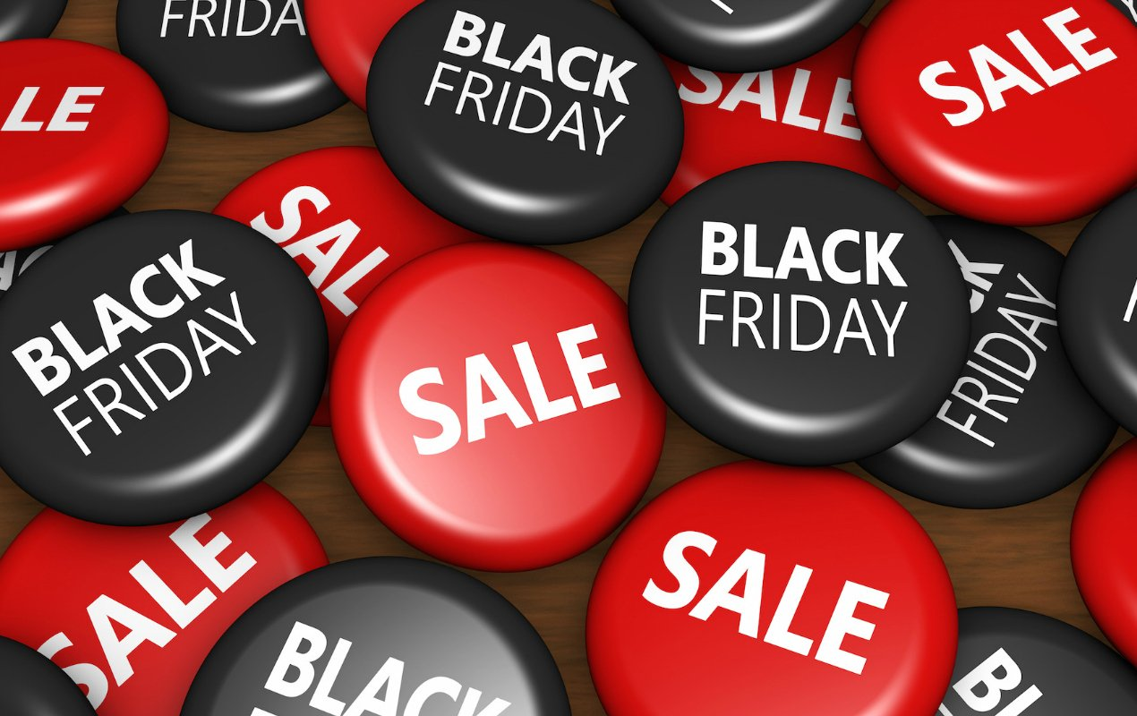 Amazing Savings During Our Black Friday Sale!