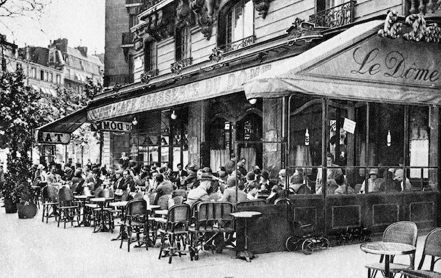 A Rare Film of Paris in the 1920s – Then vs. Now!