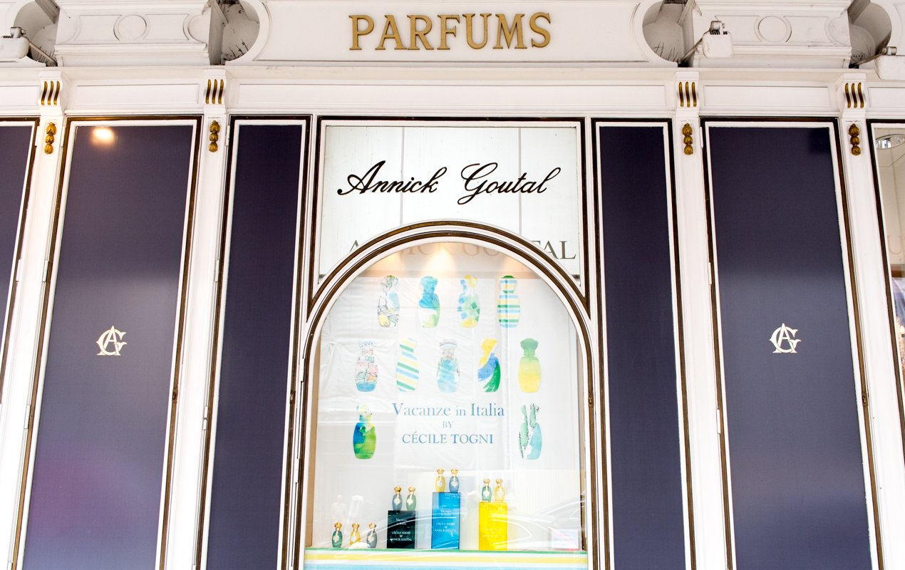 The Best Perfume Boutiques in Paris - Diptyque - Annick Goutal