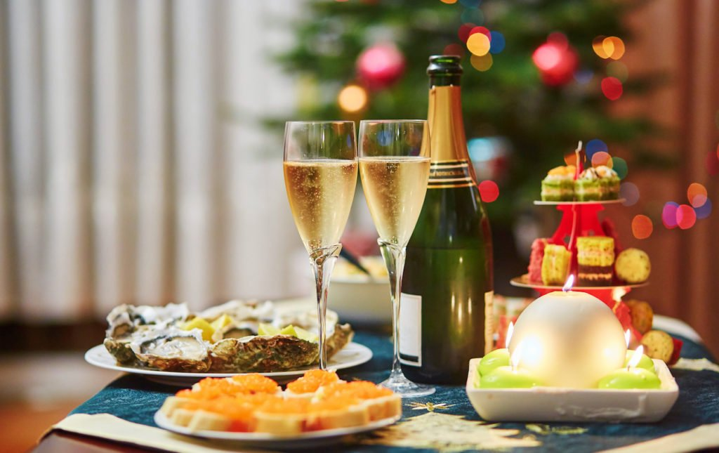 French Christmas Foods
