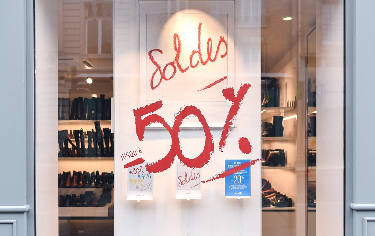 Les Soldes 2017: It's Winter Sale Season in Paris!