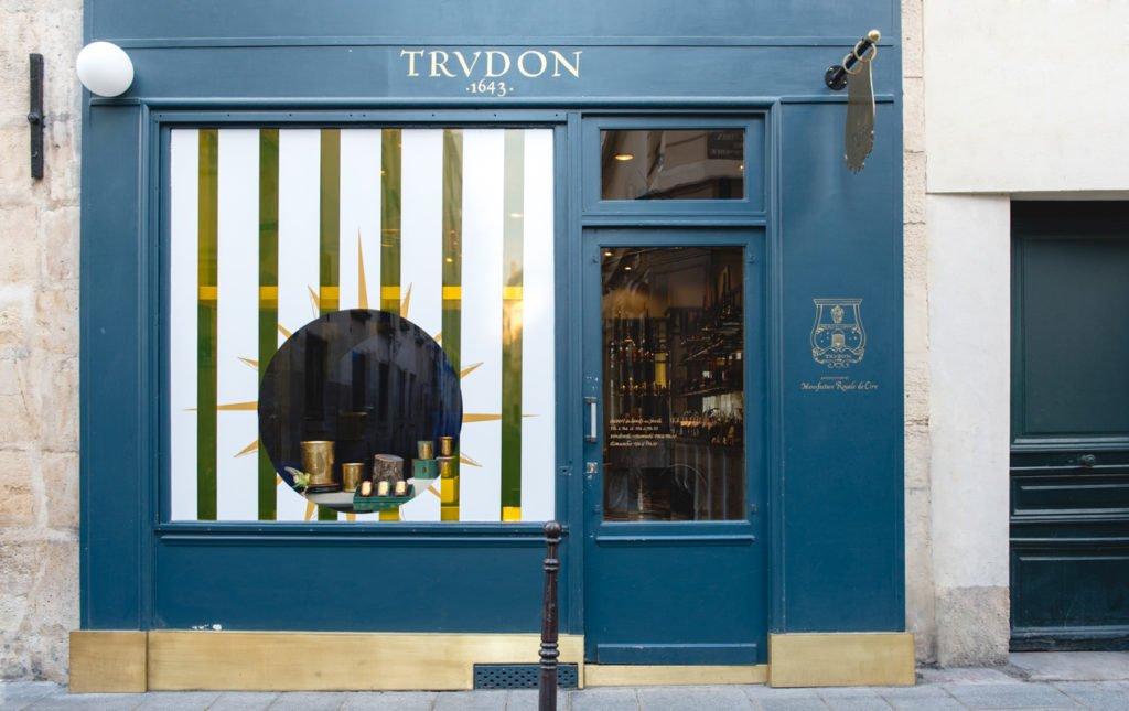 Cire Trudon Candle Boutique in Paris - Paris Perfect Blog