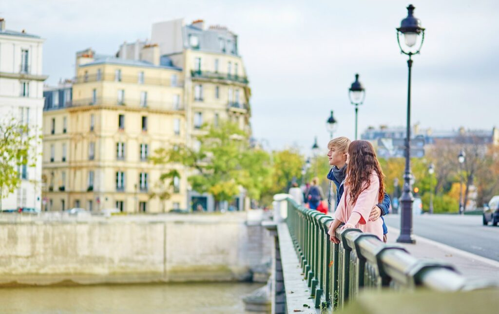 Top 10 Most Romantic Places in Paris