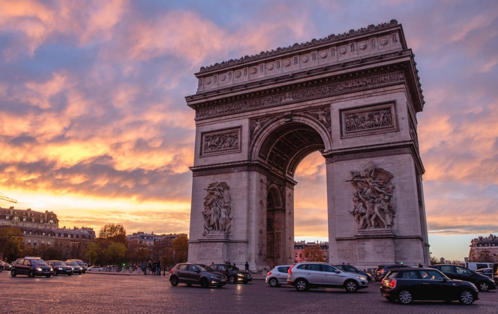 Romantic Things to do in Paris on Valentine's Day