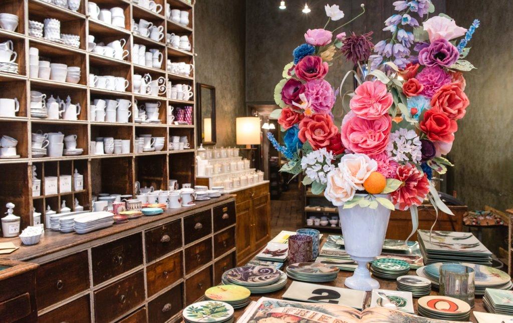 Astier de Villatte Ceramics & Decor Shop in Paris | Paris Perfect