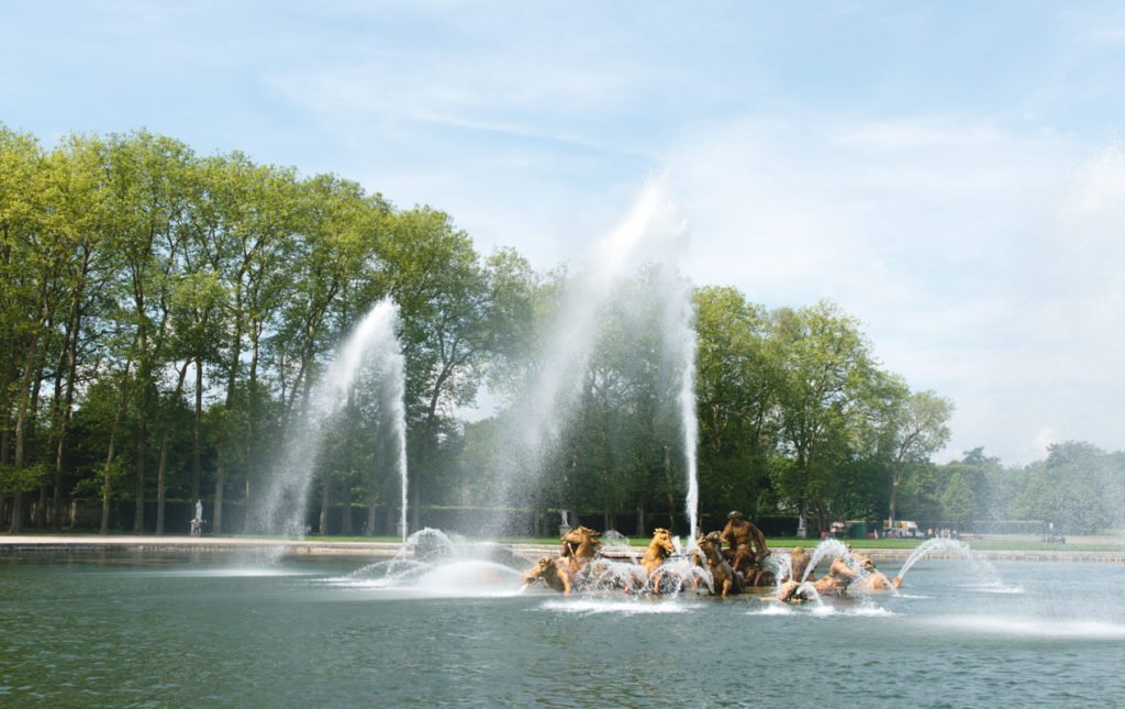 A Day Trip from Paris: Don't Miss the Musical Fountains at Versailles
