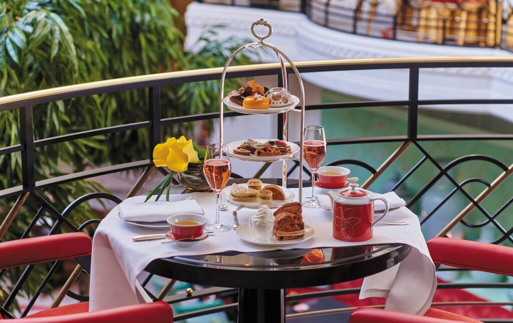100% Vegan Afternoon Tea at the Shangri-La!