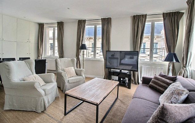 Paris apartment for sale near Louvre
