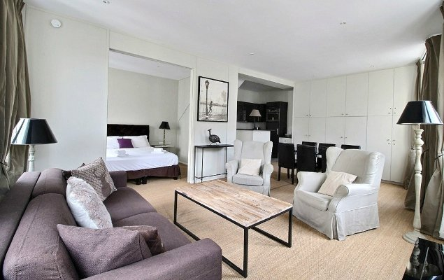 Paris apartment for sale two bedroom