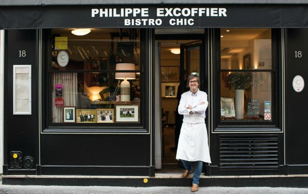 Can't Wait! Exclusive Cooking Class with Philippe Excoffier Coming Soon!