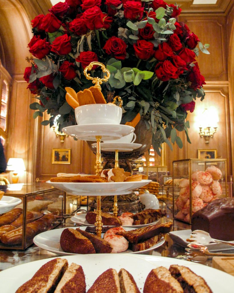Teatime at the Ritz Paris | Paris Perfect