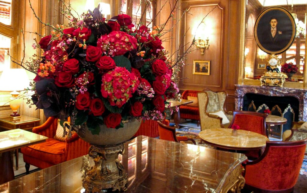 Teatime at the Ritz – The Sumptuous Salon Proust
