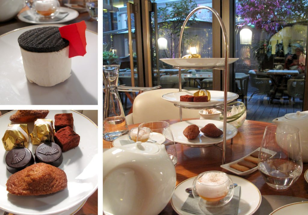 Teatime at the Mandarin Oriental Paris | Paris Perfect