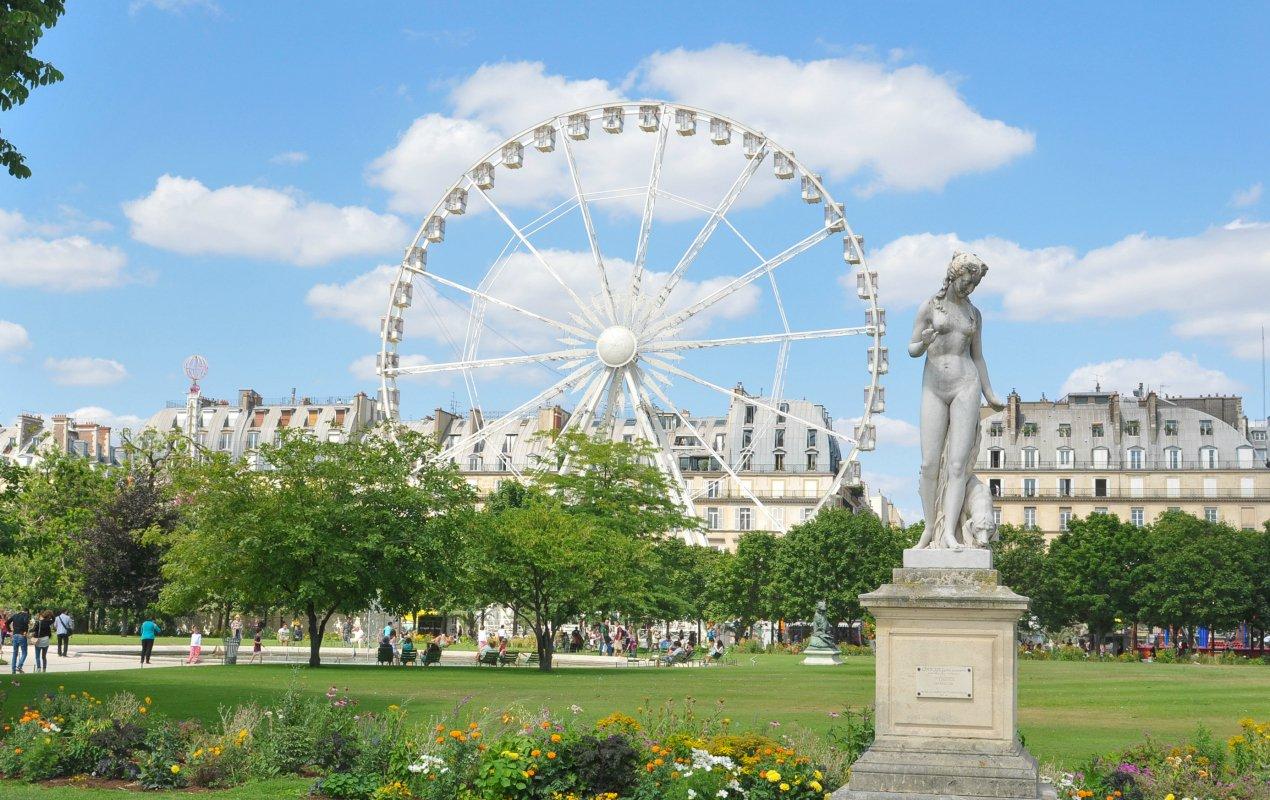 Paris apartment for sale near louvre