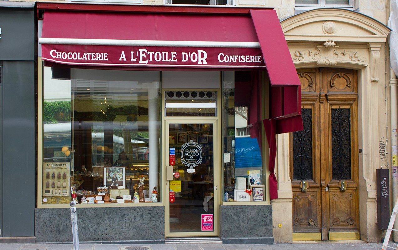 A-L'Etoile-D'or-store