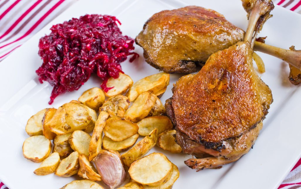 Confit de Canard - Duck Confit | Paris Perfect