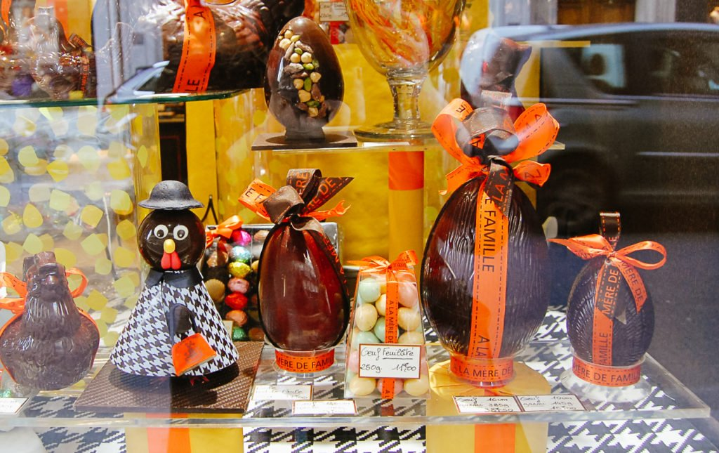 Easter Chocolate in Paris | Paris Perfect