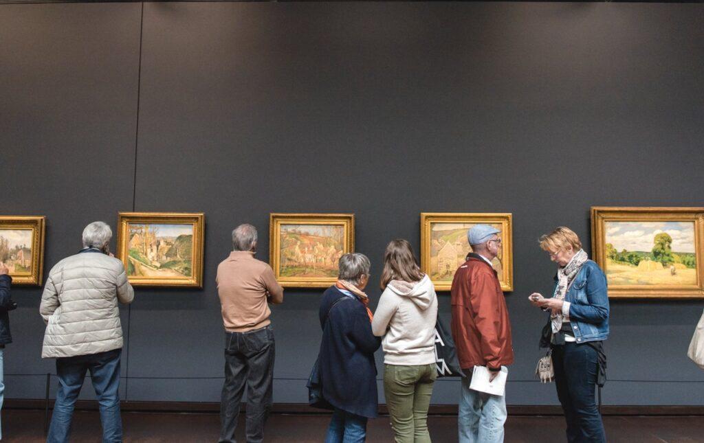 The Best Paris Museum Exhibitions of 2017!